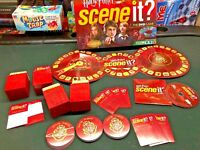 Harry Potter Scene It! Game -  Game Replacement Parts/Pieces - Your Choice!