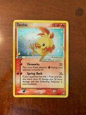 TORCHIC GOLD STAR HOLO 108/109 Team Rocket Returns Never Played Great Condition