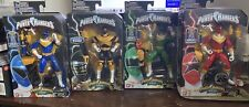 Power Rangers Legacy Collection - Power Rangers Zeo Lot