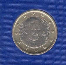 Vatican 2007 - 1 Euro - 85 000 exemplaires Provenant du BU RARE