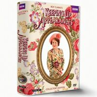 Keeping Up Appearances: Collector's Edition (DVD, 10-Disc Set) USA SELLER.