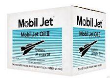 MOBIL JET OIL II - CARTON 24 QUARTS