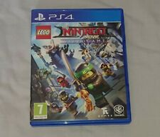 Lego: The Ninjago Movie Video Game PlayStation 4 PS4 UK PAL Game Complete