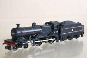 HORNBY RE PAINTED BR BLACK 4-4-0 CLASS 4P LOCOMOTIVE 41032 nx
