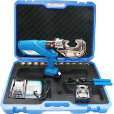 110-240V Rechargeable hydraulic pliers/Electric hydraulic Crimping Tool 10-42mm²