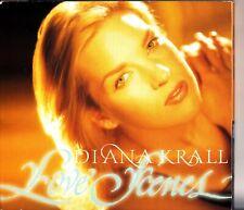 Diana Krall - Love Scenes Digipak CD Russell Malone/Christain McBride 1997