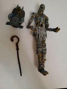 TODD McFARLANE MONSTERS THE MUMMY Figure