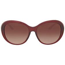 Versace Bordeaux Oval Sunglasses