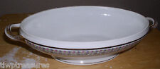 Fraureuth SAXONY Style Pattern #22529 Open Oval Vegetable Serving Bowl