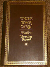 Uncle Toms Cabin~Harriet Beecher Stowe 1976 Longriver Press