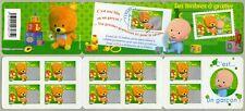 Bande Carnet BC4185 / BC164 - Les timbres à gratter - C'est un garçon - 2008