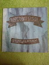 LP Bon Jovi-New Jersey (1988)