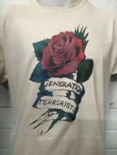 MANIC STREET PREACHERS GENERATION TERRORSIT MUSIC T SHIRT