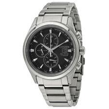 Citizen Chandler Black Dial Mens Chronograph Watch CA0650-58E