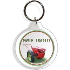 DAVID BRADLEY SEARS GARDEN LAWN TRACTOR ENGINE KEY FOB RING KEYCHAIN KEYRING