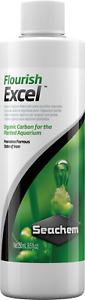 Seachem Flourish EXCEL 250 ml Freshwater Aquarium Plants - Fertilizer CO2 Carbon