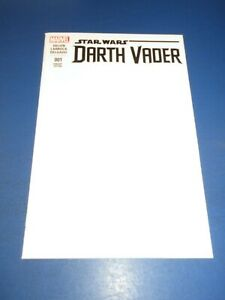Star Wars Darth Vader #1 White Variant NM Gem Wow Hot Title 2015
