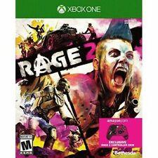 Rage 2 - WingStick Edition, GameStop Exclusive (Xbox One, 2019) RARE