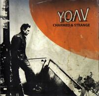 YOAV charmed & strange (CD, album) trip hop, downtempo, experimental, acoustic