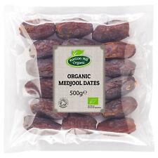 Organic Medjool Dates 500g Certified Organic