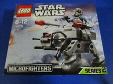 LEGO Star Wars 75075 Microfighters AT-AT NEU OVP