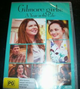 Gilmore Girls A Year In The Life (Australia Region 4) 2 DVD – New