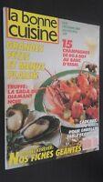 Revista Mensual Dibujada La Buena Cuisine N º 91 Dic 89-JANV 90 Buen Estado