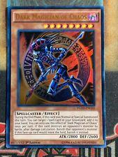 Yugioh Dark Magician of Chaos YGLD-ENC02 Ultra Rare 1st Edition