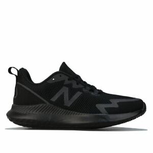 Women's New Balance Ryval Run Lace up Breathable Trainers in Black