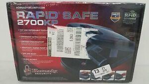 Sealed Hornady Security Rapid Safe 2700KP DR