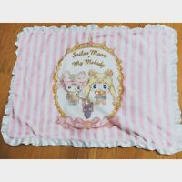 Sanrio Sailor Moon x My Melody Blanket Japan Limited Japanese Anime New