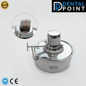 Spirit Lamp Alcohol Methylated Bunsen Burner with Adjustable Woven Wick 70 ml