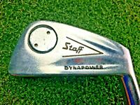 """Wilson Staff Dynapower 4 Iron / RH / Stiff Steel ~37.75"""" / Nice Grip / mm0887"""