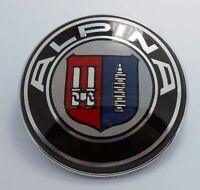45MM Car steering wheel center sticker emblem logo badge for Alpina metal t&11
