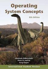 Operating System Concepts by Abraham Silberschatz (9780470233993)