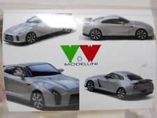 Yow Modellini 1/43 Nissan GT-R Concept Resin Handmade Model Car Kit