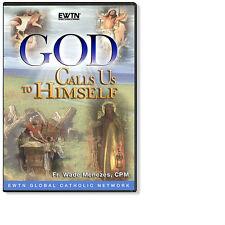 GOD CALLS US TO HIMSELF*W/ FR WADE MENEZES  AN EWTN 2-DISC DVD