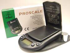 En el equilibrio proscale Digital Pocket Scale 500g X 0.1 g pro-500