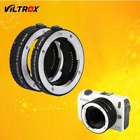 Viltrox Auto Focus Macro Extension Tube Lens Adapter Canon EOS M lens to EOS M
