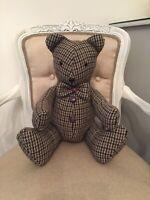 Memory bear and keepsake teddybear made from your clothing