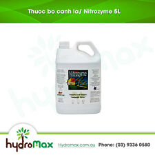 Nitrozyme 5 Litre Hydroponics Grow Enhancer Additive