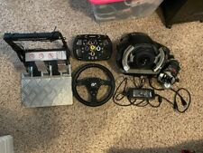 Thrustmaster T500 Rs + F1 wheel + Th8a shifter