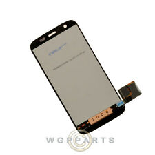 LCD Digitizer Assembly for Motorola MotoG 1st Gen Black Front Glass Touch Screen