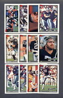 1991 Topps Oakland Raiders TEAM SET