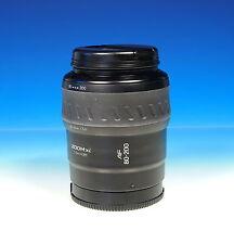 Minolta AF ZOOM Xi 80-200mm/4.5 (22) -5.6 lente lens para Sony/Minolta a - 91146