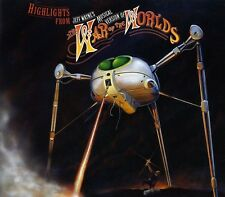 Various Artists, Jef - War of the Worlds: Highlights / Various [New CD] Rm