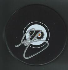 Glen Metropolit Signed Philadelphia Flyers Puck
