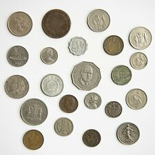 Lot of 22 World Coins