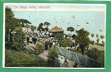 THE HAPPY VALLEY, WESTCLIFF * SOUTHEND, ESSEX * VINTAGE 1905 *   *B130