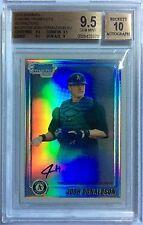 2010 Bowman Chrome Prospects Josh Donaldson Autograph Refractor #390/500 BGS 9.5